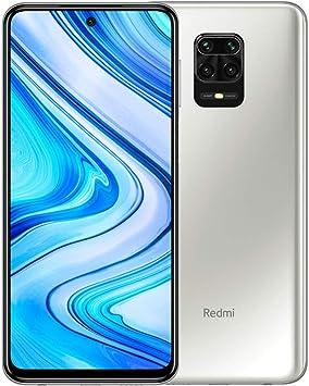 Amazon Com Xiaomi Redmi Note 9 Pro 128gb 6gb Ram 6 67 Fhd Dotdisplay 64mp Ai Quad Camera Qualcomm Snapdragon 720g Lte Factory Unlocked Smartphone International Version Glacier White Electronics