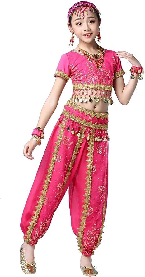 Grouptap Bollywood Girl bharatanatyam Folk Tribal Indian Kids ...