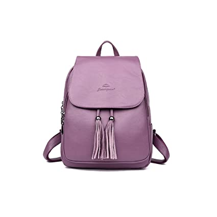 ede45900f6 Muziwenju Girls Multifunctional Backpack for Daily  Travel Tourism School Work Fashion