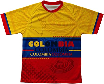 ScudoPro Colombia Technical T-Shirt for Men and Women