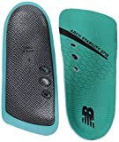 New Balance Insoles 3715 3/4 Arch Stability Insole Shoe, Teal, Medium/W 9.5, M 8 D US