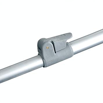 Berger Basisgerüst Power Grip Vorzeltgestänge Erweiterung Stahlrohr Gestänge