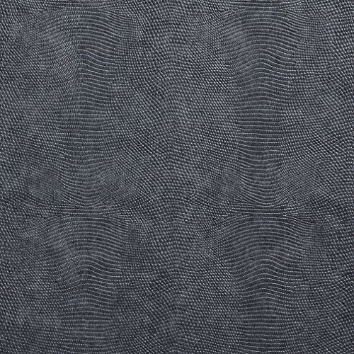 Stingray Costume Pattern (G890 Gray Stingray Look Faux Leather Vinyl By The Yard)