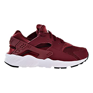 brand new c3b0b a2f09 Nike Huarache Run Little Kid's Shoes Team Red/White/Black 704949-602 (
