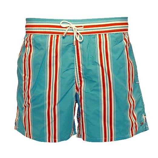 c84a9e2110 Bayahibe Men's Swimwear Shorts Quick Dry French Handmade Printed ...