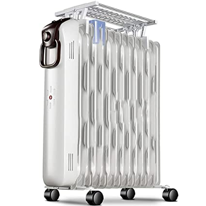 Calentador Pequeño, Radiador Eléctrico - Calor Rápido - Ultra Silencioso - Ahorro De Energía -
