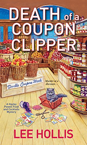 (Death of a Coupon Clipper (Hayley Powell Mystery) )