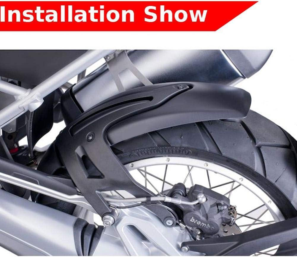 futurepast Motorrad Schutzblech Hinten Kotfl/ügel Verl/ängerung Motorrad Heckfender F/ür BMW R1200GS LC