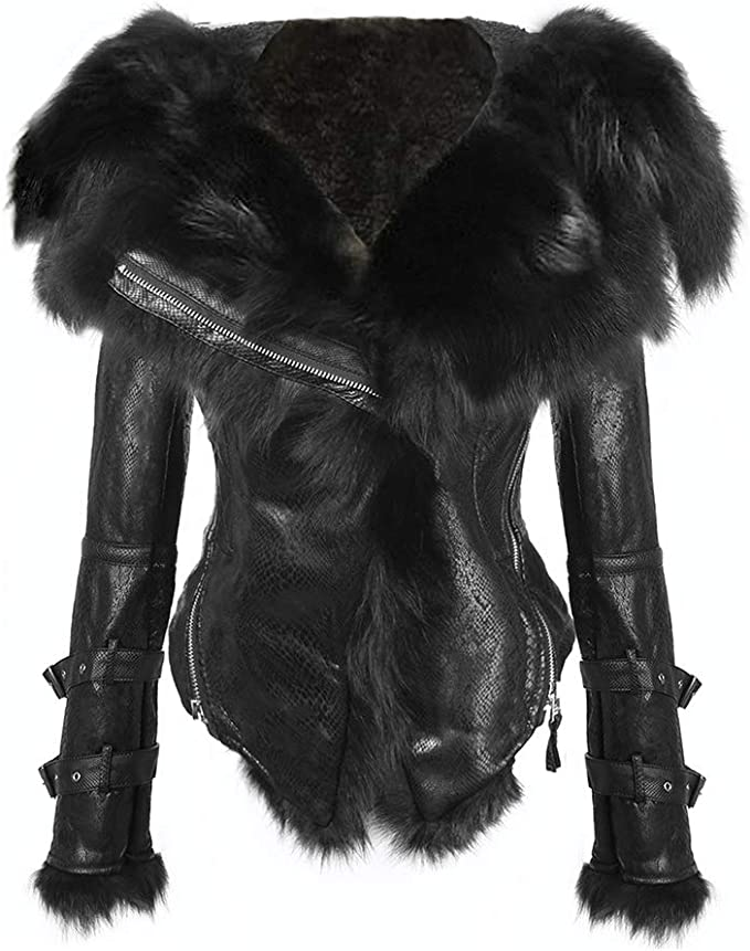 Coats Jackets Vests Clothing Shoes Accessories Women Coat Short Jacket Genuine Real Fox Fur Outwear Winter Warm Parka Slim Fit Myself Co Ls Slim fit jackets are always in vogue with their fun shades and trendy patterns. www myself co ls