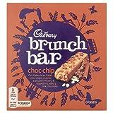 Cadbury Brunch Bar Chocolate Chip, 6 x 32g
