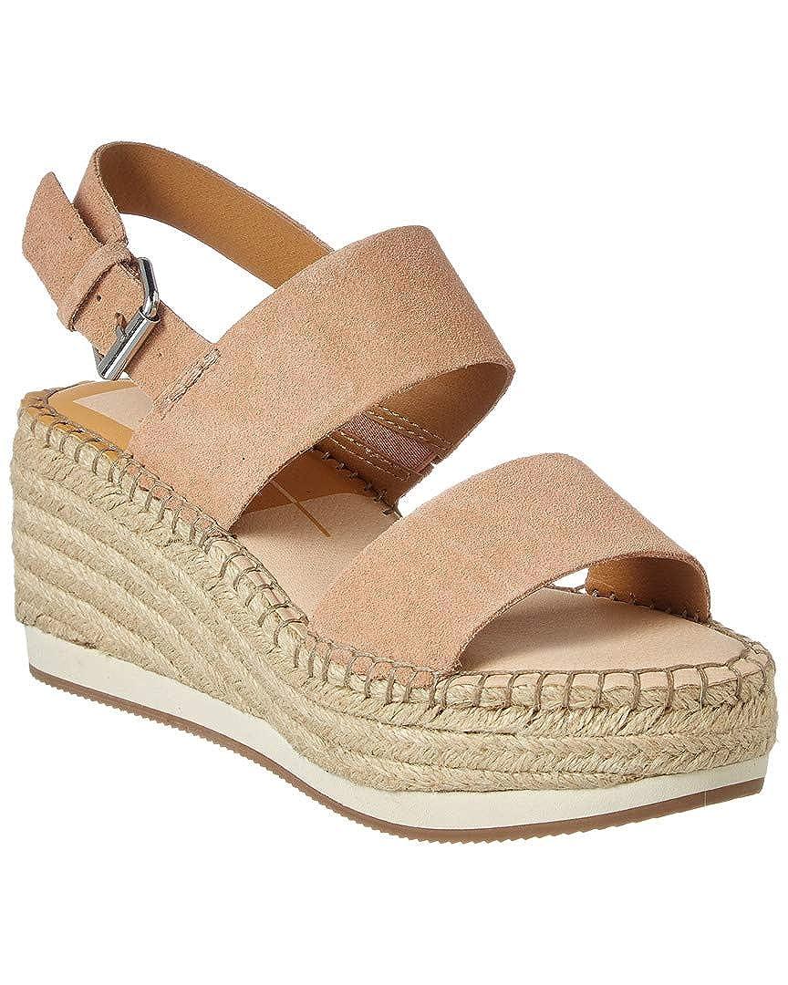97e588ed2b691 Amazon.com: Dolce Vita Mauri Suede Wedge Sandal, 9, Pink: Shoes