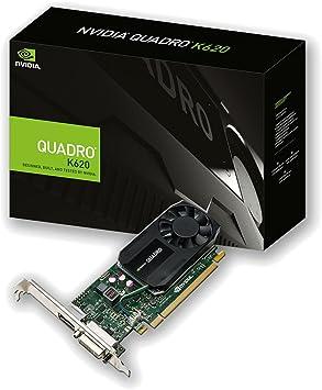 nVIDIA Quadro K620 - Tarjeta gráfica de 2 GB GDDR3: Pny: Amazon.es ...