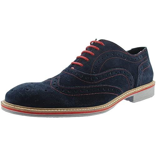 Sneakers blu navy per uomo Shucentre La Calidad Del Envío Libre Barato 0lswa51p