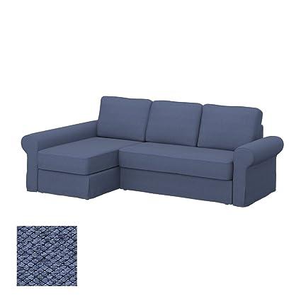 Amazon.com: Soferia - Replacement Cover for IKEA BACKABRO ...