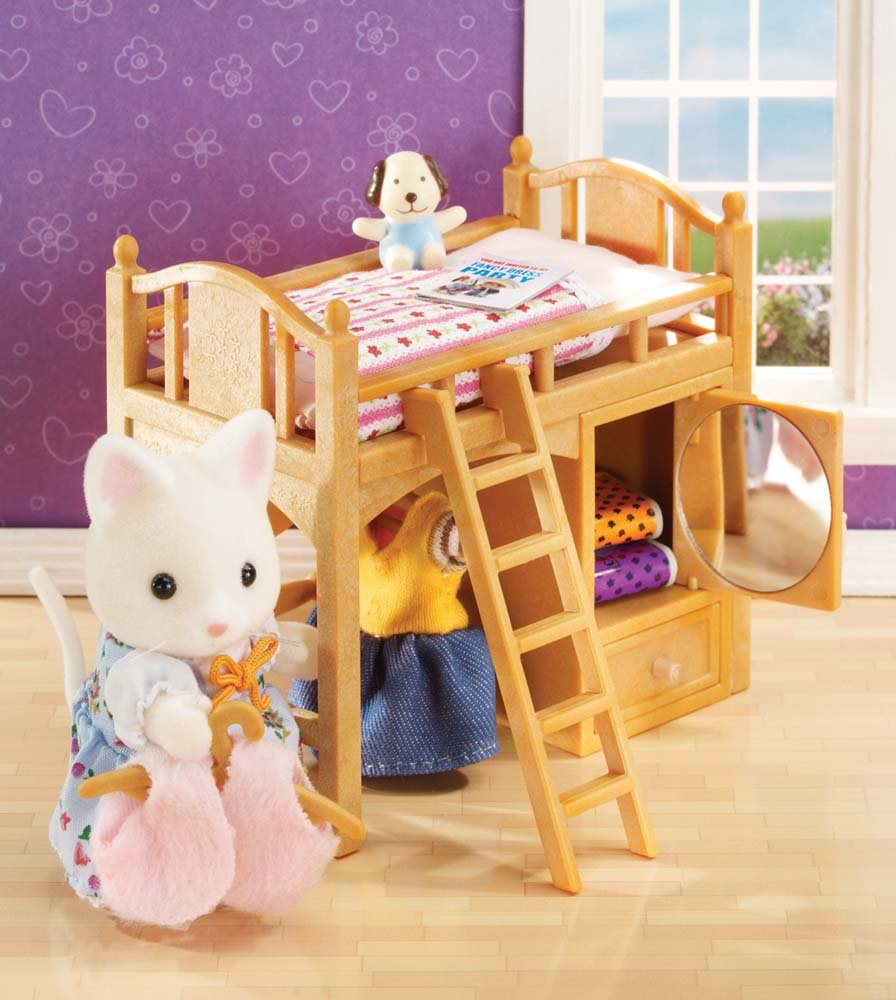 Fresh Calico Critters Bedroom Set Decor