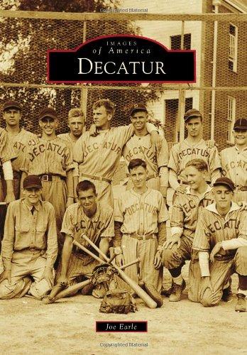 Decatur (Images of America) (Ga Columbia Atlanta To Sc)