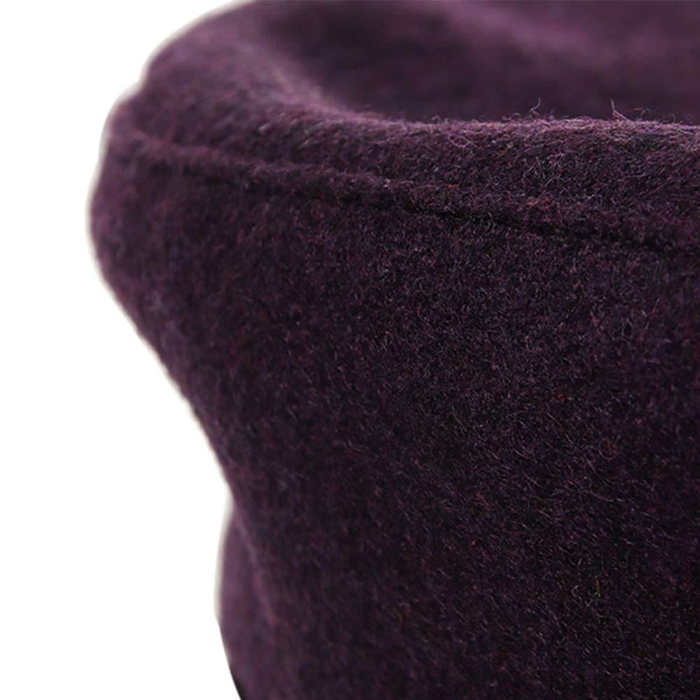 Reefa Casquette Style de B/éret Fran/çais//Peintre//Marine Elastique Bonnet//Chapeau//Cap//Beanipour les Femmes Filles Automne Hiver Prinstemp