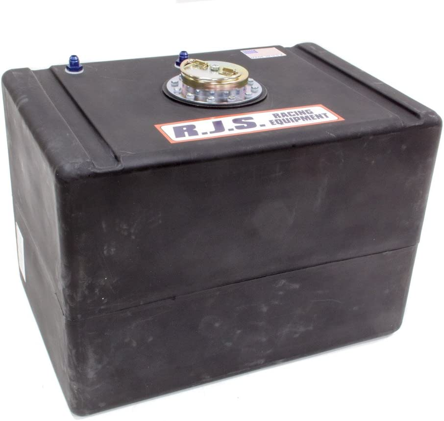 RJS SAFETY Black Plastic 32 gal Economy Fuel Cell P//N 3004701