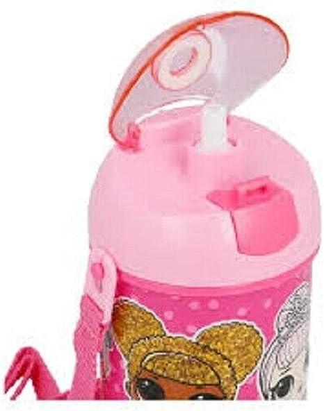 Minions Trinkflasche f/ür Kinder 450 ml