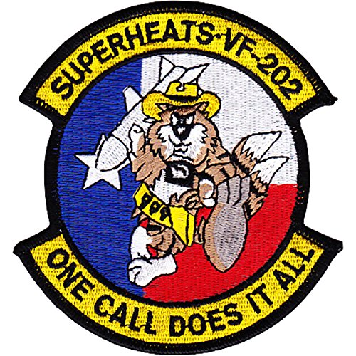 (VF-202 Aviation Fighter Squadron Superheats Patch)