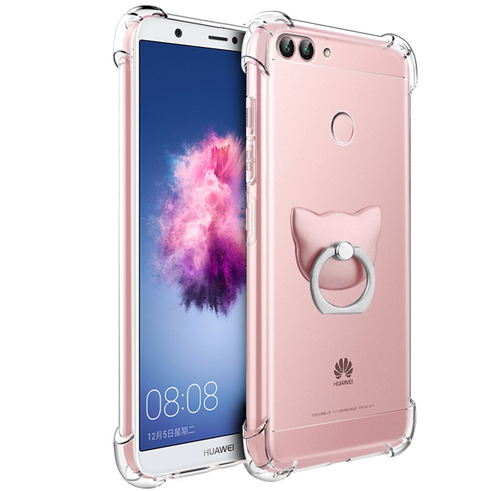 Amazon.com: Huawei P Smart Case, FoneExpert Soft TPU ...