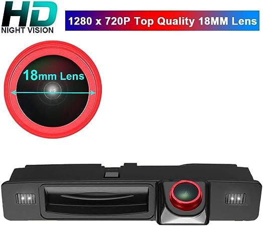 Spezielle Rote Linse Super Hd Rückfahrkamera 1280 720 Elektronik