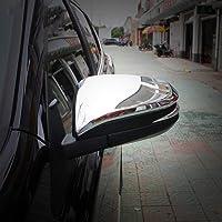 Mavis Ajuste de la Cubierta del Espejo retrovisor de Fibra de Carbono para Scirocco CC