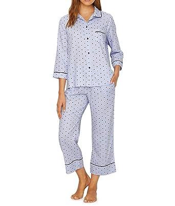 890194b2b33 Kate Spade New York Sateen Woven Pajama Set