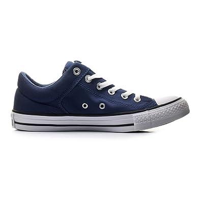 8b3afc7c88e981 Converse 151043C Chuck Taylor All Star Sneaker High Street Ox navy ...