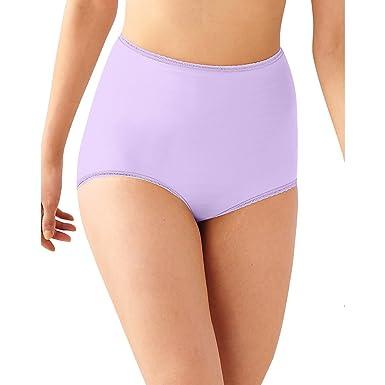 4df19283e74 Bali Skimp Skamp Brief Panty-2633 - Morning Orchid - 6: Amazon.co.uk:  Clothing