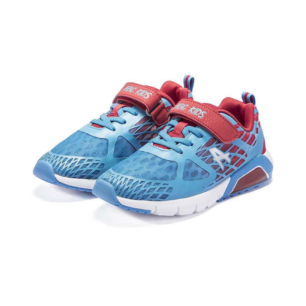 ABC KIDS Gar/çon Chaussures de Sport Course Mode Basket Running Semelle Souple Resistant Sneaker Shoes