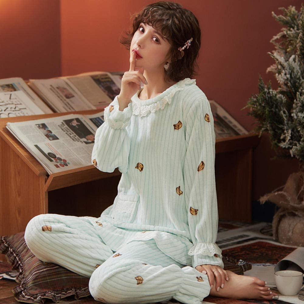 Bayrick Pijama de Hombre Invierno Polar,Pijama de Terciopelo ...