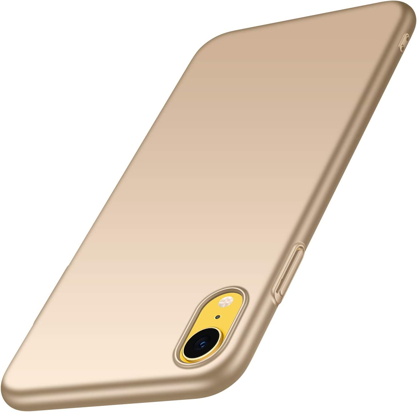 TopACE Cover iPhone XR Custodia iPhone XR Ultra Sottile Che Cade