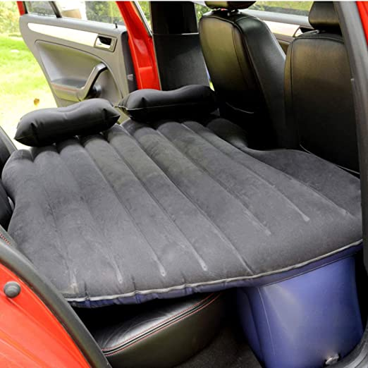 ERHANG Coche Inflable Cama Hinchable Camping Asiento Trasero ...