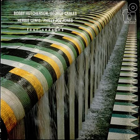 Image result for bobby hutcherson four seasons