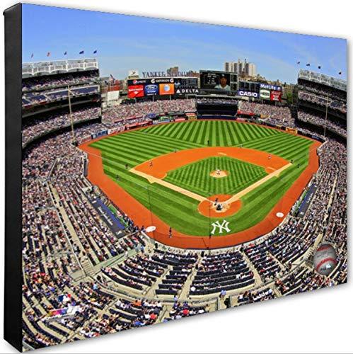 - Yankee Stadium 2013 MLB Photo on Canvas (Size: 16