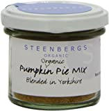 Steenbergs Organic Pumpkin Pie Mix 42 g (Pack of 3)