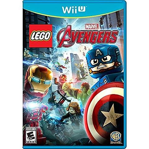 LEGO Marvel's Avengers - Wii U (Family Guy Lego)