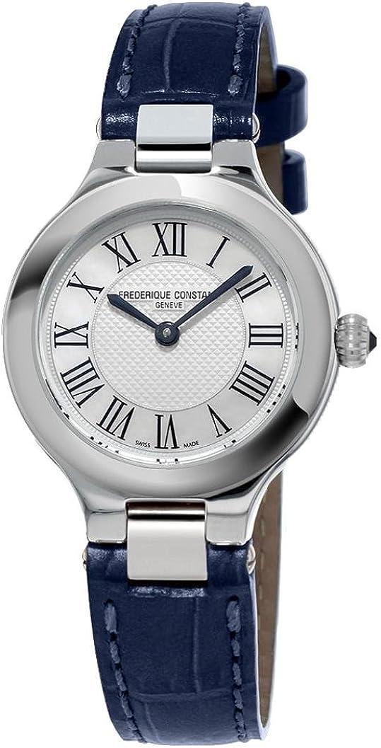 Frederique Constant Geneve Delight FC-200M1ER36 Reloj de Pulsera para Mujeres Clásico & Sencillo