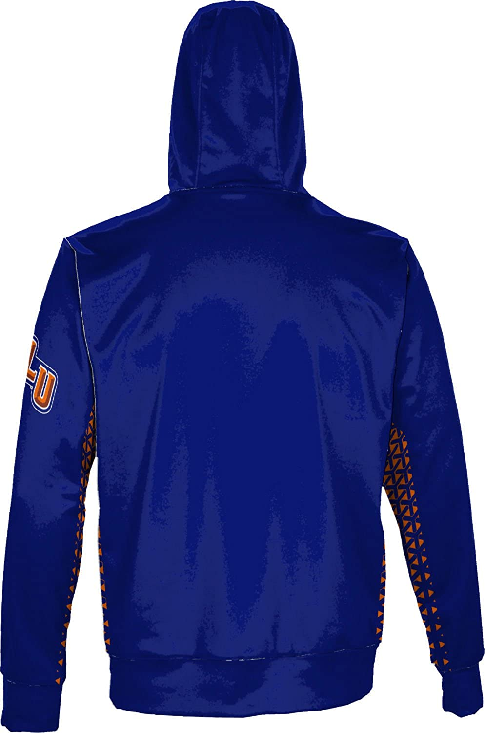 Geo Mens Pullover Hoodie PA Lincoln University School Spirit Sweatshirt
