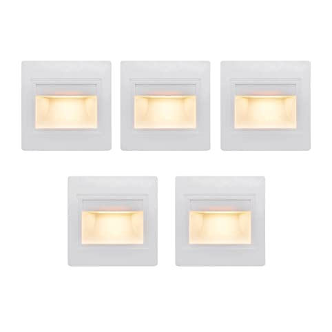 5 packled recessed stair lights bolxzhu 15w led corner wall lamp 5 packled recessed stair lightsbolxzhu 15w led corner wall lamp aloadofball Images