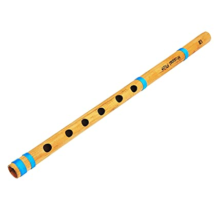 Unique Birthday Gift Ideas 155 Inch Authentic Indian Wooden Bamboo Flute In A Key