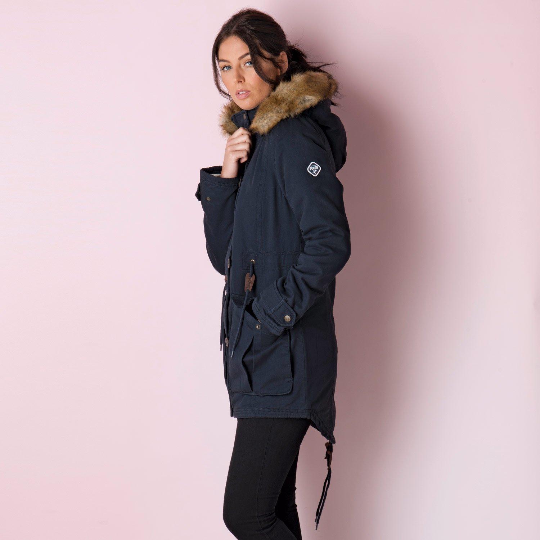 Puffa Womens Lilly Parka Coat
