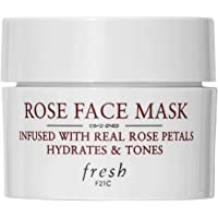 Fresh Rose Face Mask Travel Size 0.5 Ounce