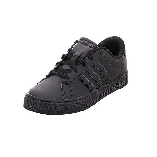 designer fashion 67850 3eb52 adidas Daily Team K, Zapatillas de Deporte Unisex niños, Negro  NegbasNeguti, 38 EU Amazon.es Zapatos y complementos