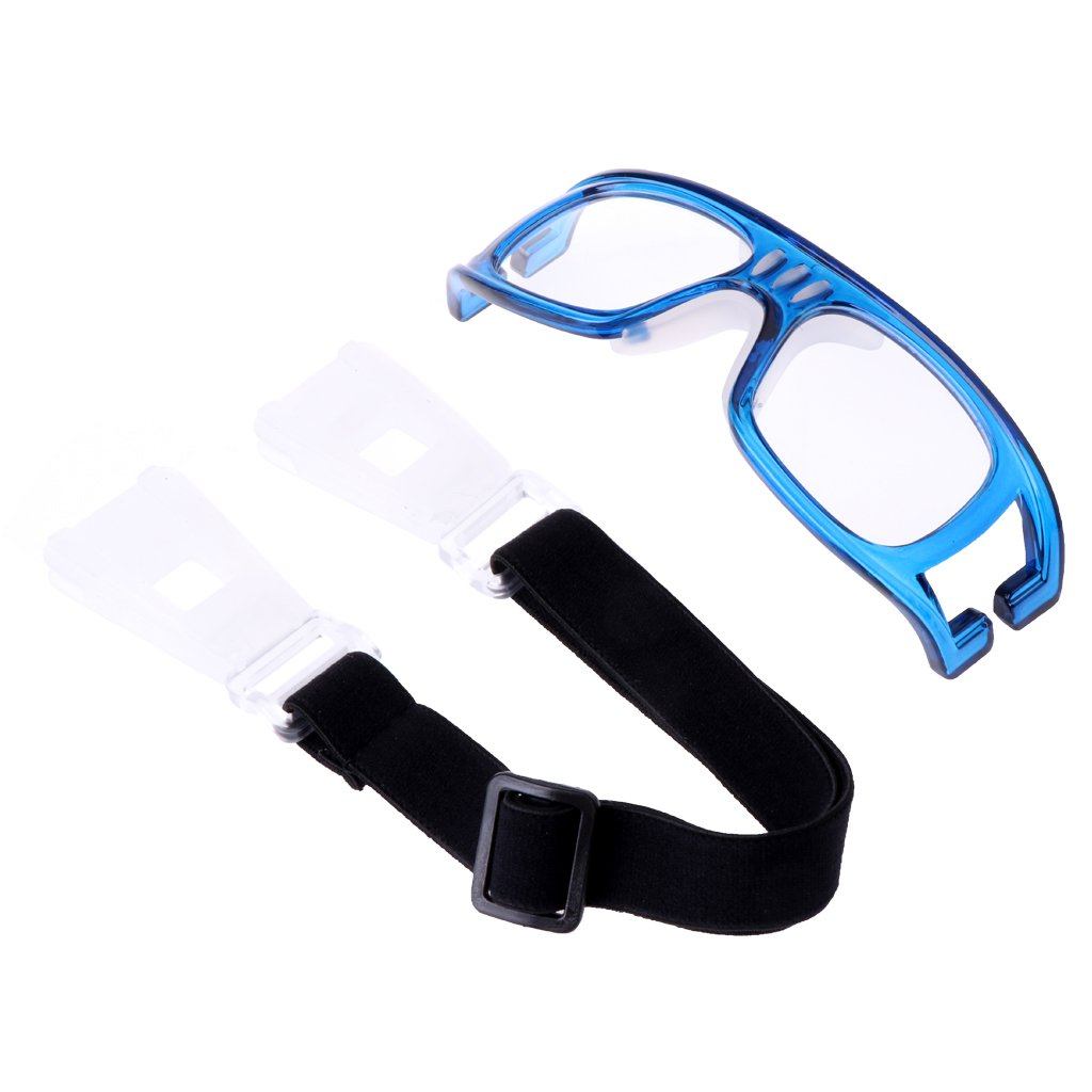 Setyuty Sport Eyewear Protective Goggles Glasses Safe Basketball Soccer Football Cycling