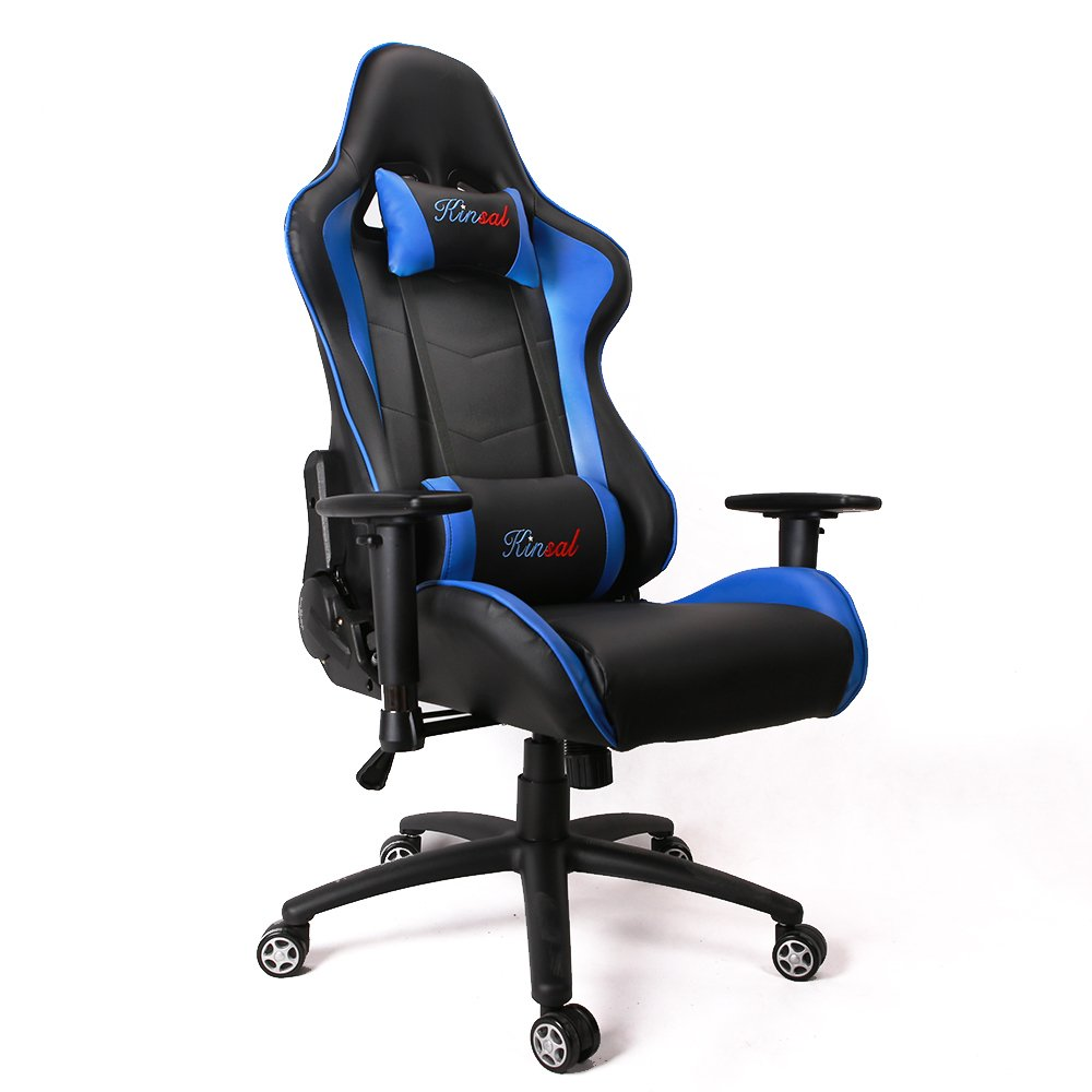 Top 10 best gaming chairs reviews 2018 2019 on flipboard for Silla x rocker 51491 extreme iii 2 0 gaming rocker chair with audio system
