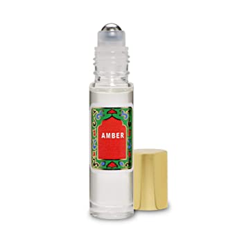 fb7ce3b551a8 Amazon.com   Amber Perfume Oil - Amber White by Nemat Fragrances (10ml    0.34fl Oz)   Nemat Amber Oil   Beauty