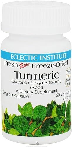 Eclectic Institute Turmeric COG FD 50 CAPS