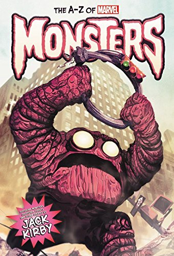 The A-Z of Marvel Monsters (Monster Z)